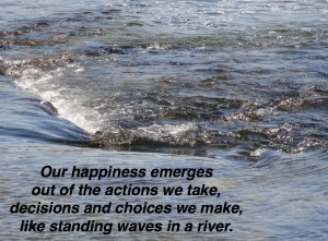 emergent river wave
