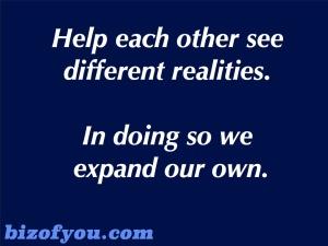 expand reality