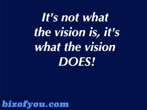 Vision does