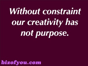 without constraint