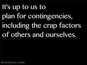 crap factors