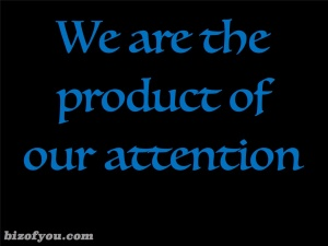 we are our product