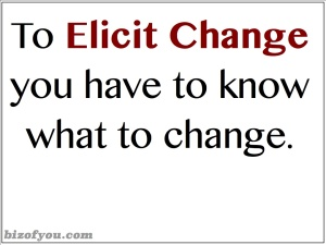 elicit change