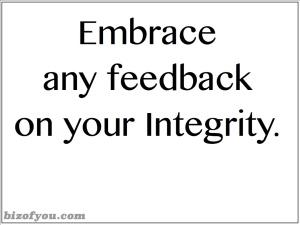 Integrity Feedback
