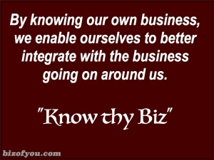Know thy Biz
