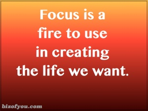 fire of focus